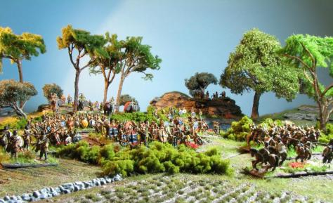 15mm Carthaginian Army