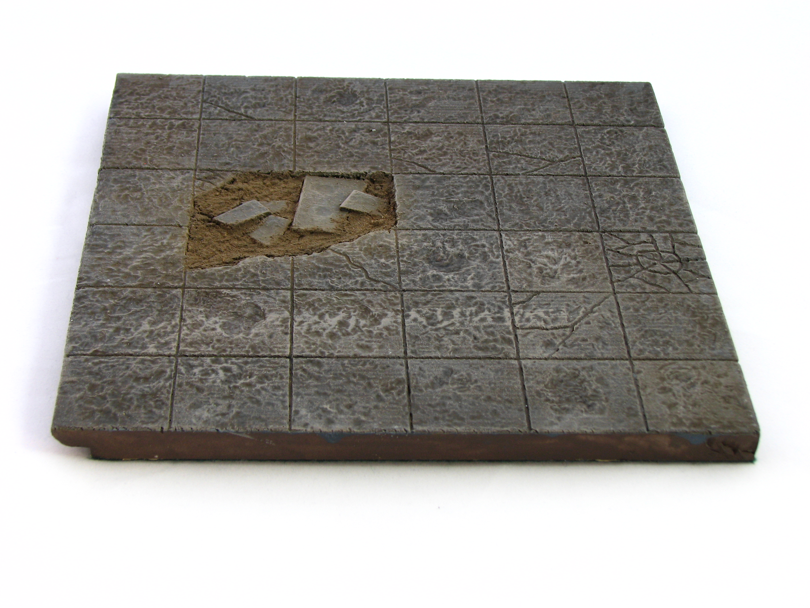 Remnants of the past – 2 5 dimensional Dungeon tiles