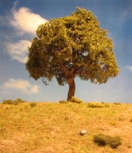 28mm, Tree, Oak, MiniNatur, Silflor