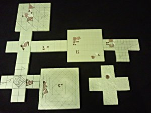 Dungeon Tiles WIP all