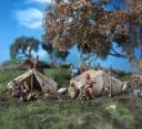 Carthaginian Field Camp, 15mm, DBX, FoG