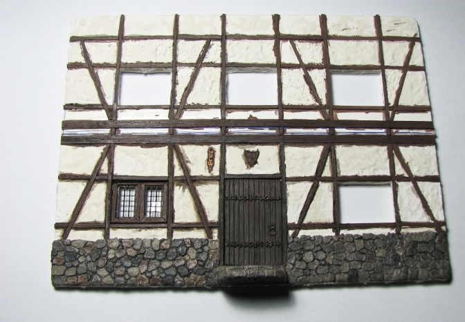 In taberna quando sumus – building a tavern in 28mm part I