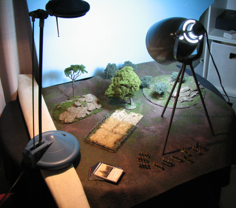 Photo Setup Miniature Photography