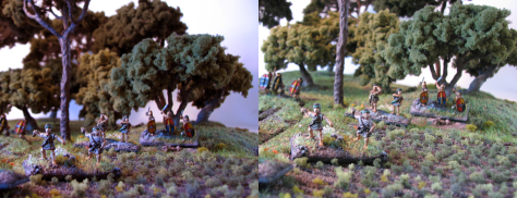 Miniature Photography, 28mm, 15mm, Scenic Shot, framing
