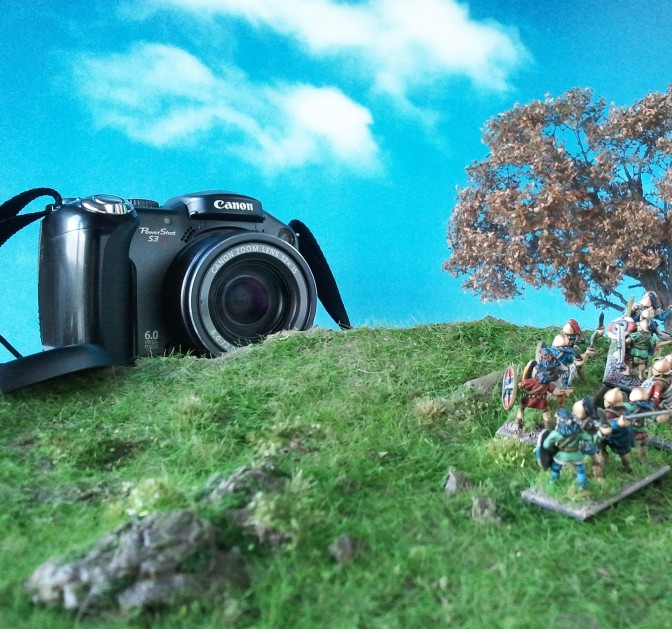 Shutterbug – How to take scenic photographs of miniatures part I
