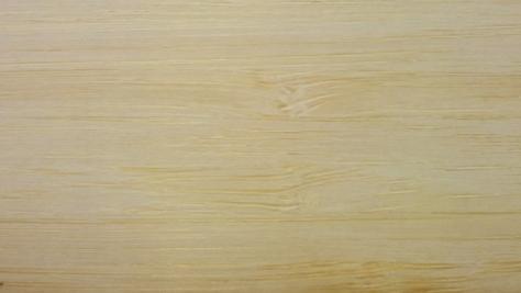 Bamboo veneer grain