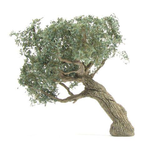 wargamign terrain, olive tree, scenic base, tutorial, realistic bark
