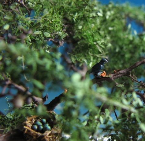 raven nest eggs