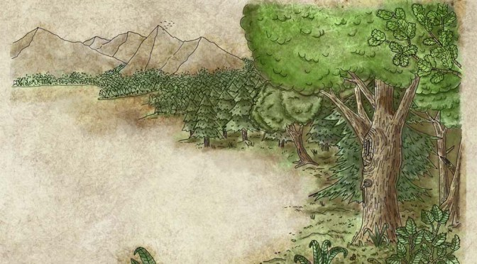 A guide to the Margravate of Greifshold – The land and its myths