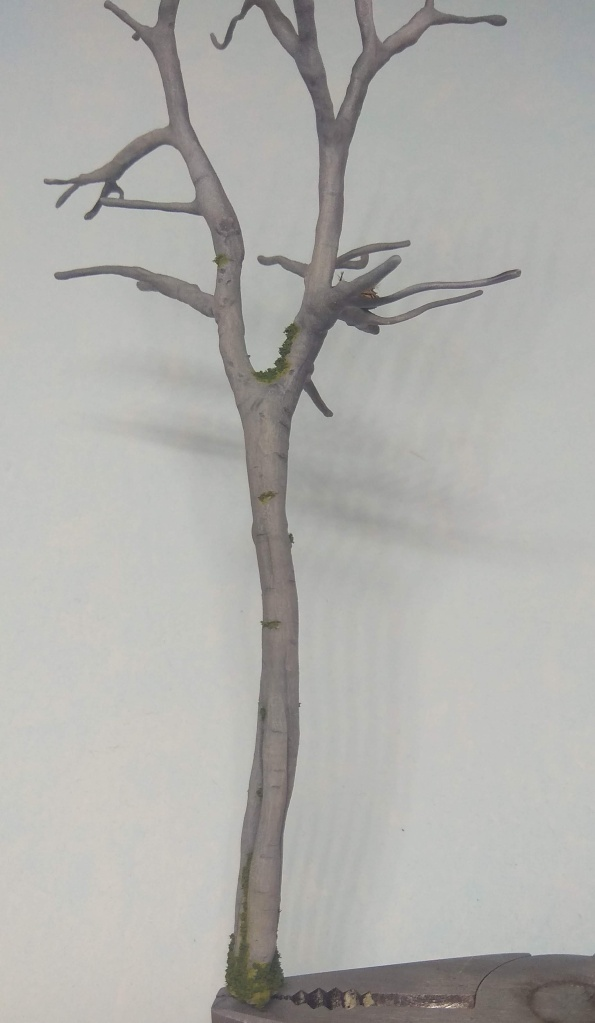 Beech tree, 28mm, wargaming, miniature