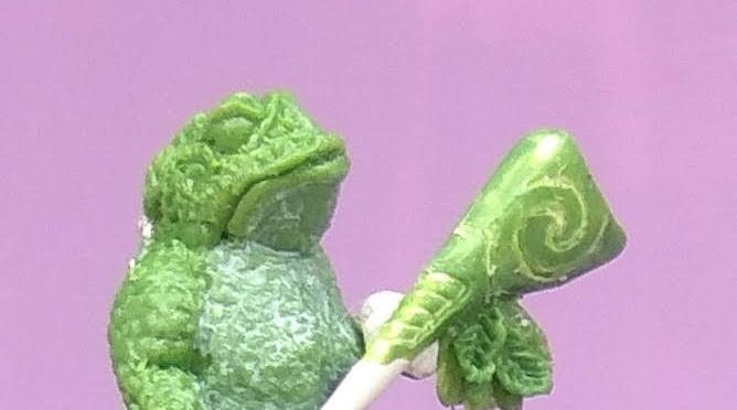 Buff Bufos – Sculpting a toadman from scratch